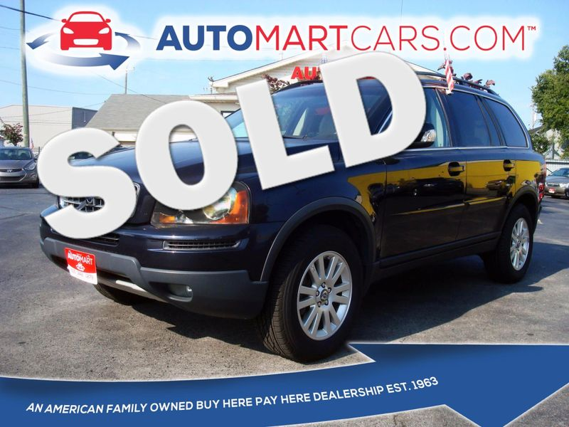 2008 Volvo XC90 I6 | Nashville, Tennessee | Auto Mart Used Cars Inc. in Nashville Tennessee