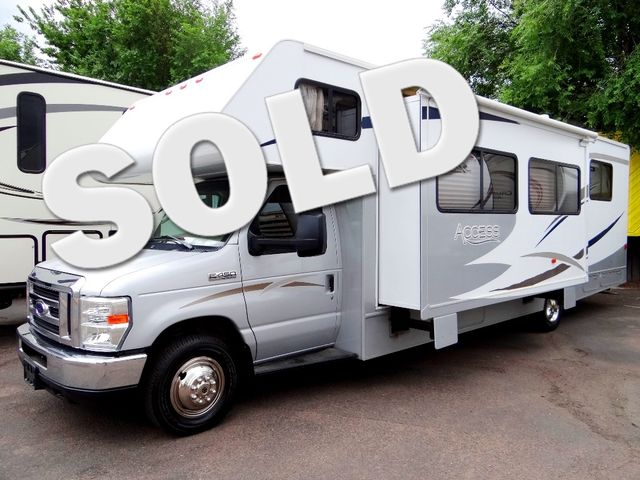 2009 Winnebago Access 31C Class C | Colorado Springs, CO | Golden's RV Sales in Colorado Springs CO