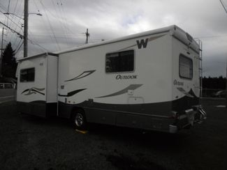 2008 Winnebago Outlook 31H Salem, Oregon 2