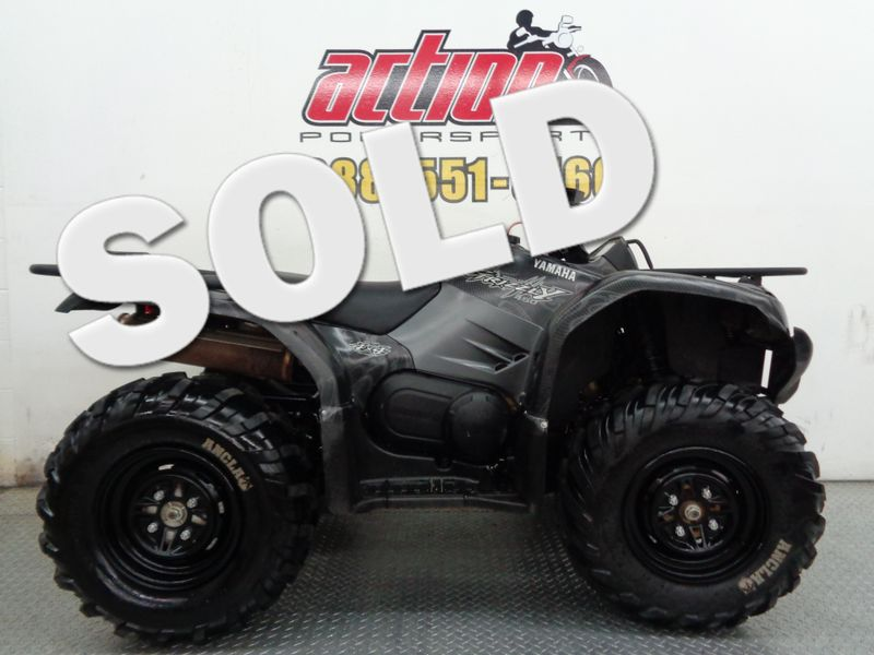 2008 Yamaha Grizzly 450 Special Edition  Oklahoma  Action PowerSports  in Tulsa, Oklahoma