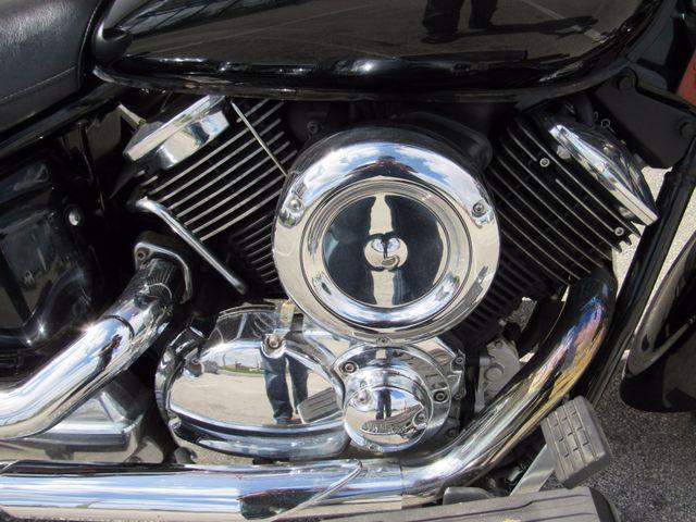 2008 Yamaha V Star 1100 Classic Dania Beach, Florida 3