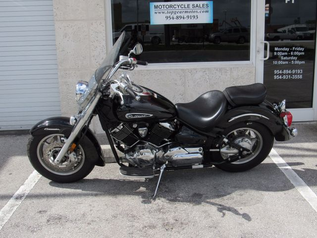 2008 Yamaha V Star 1100 Classic Dania Beach, Florida 7