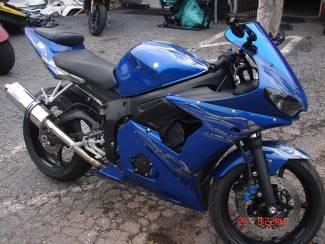 2008 Yamaha YZF600 R6 Spartanburg, South Carolina 1