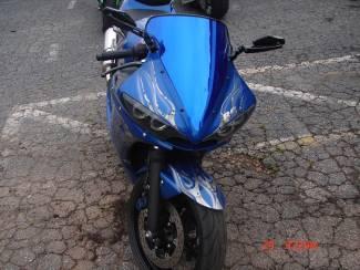 2008 Yamaha YZF600 R6 Spartanburg, South Carolina 3