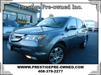 2009 Acura MDX Tech/Entertainment Pkg  in Campbell CA