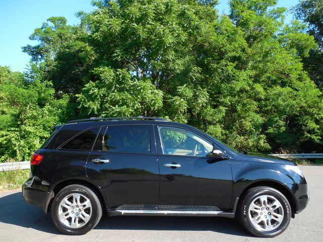 2009 Acura MDX AWD Tech/Entertainment Pkg Leesburg, Virginia 4