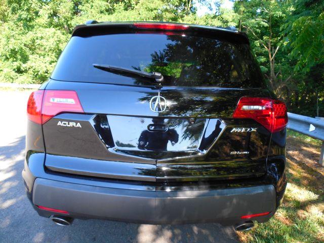 2009 Acura MDX AWD Tech/Entertainment Pkg Leesburg, Virginia 7
