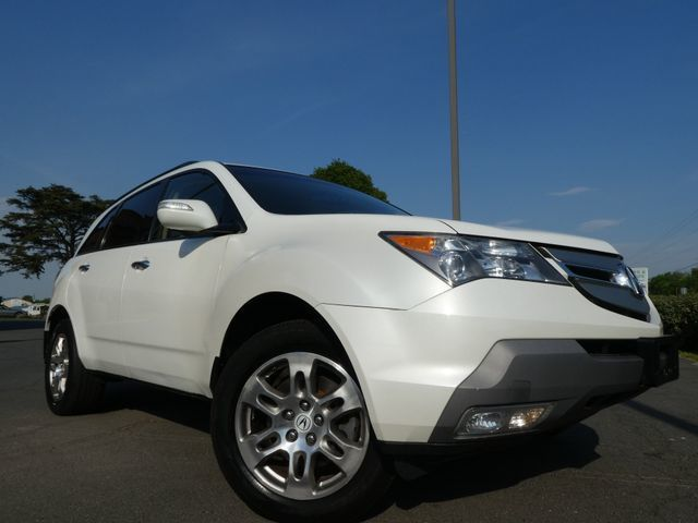 2009 Acura MDX Tech/Entertainment Pkg Sterling, Virginia 0