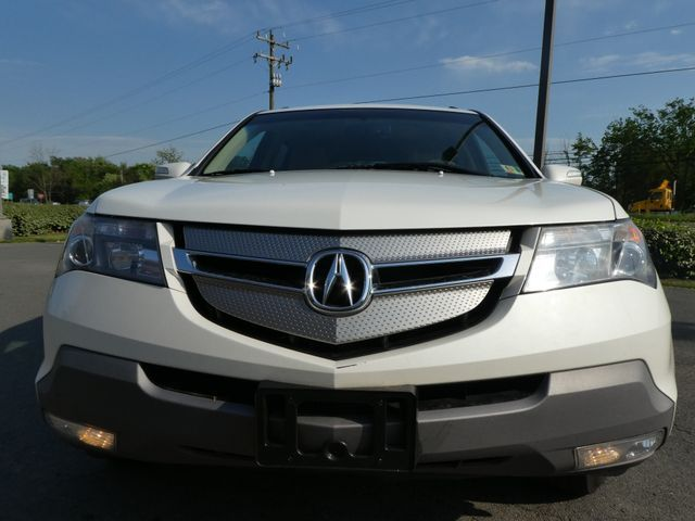 2009 Acura MDX Tech/Entertainment Pkg Sterling, Virginia 2
