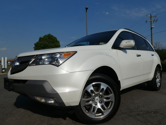 2009 Acura MDX Tech/Entertainment Pkg Sterling, Virginia 3