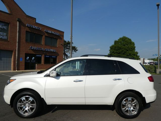 2009 Acura MDX Tech/Entertainment Pkg Sterling, Virginia 4
