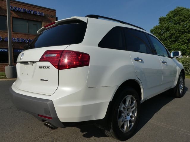 2009 Acura MDX Tech/Entertainment Pkg Sterling, Virginia 5