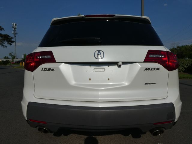 2009 Acura MDX Tech/Entertainment Pkg Sterling, Virginia 6