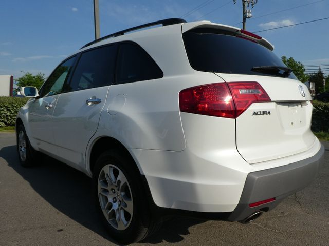 2009 Acura MDX Tech/Entertainment Pkg Sterling, Virginia 7