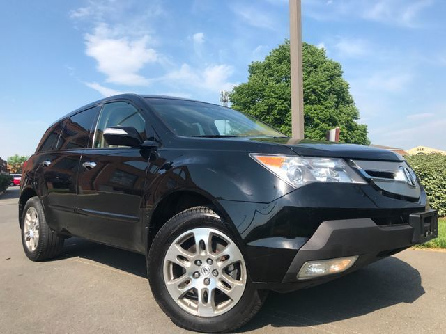2009 Acura MDX Tech Pkg Sterling, Virginia 0