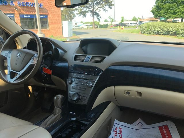 2009 Acura MDX Tech Pkg Sterling, Virginia 11