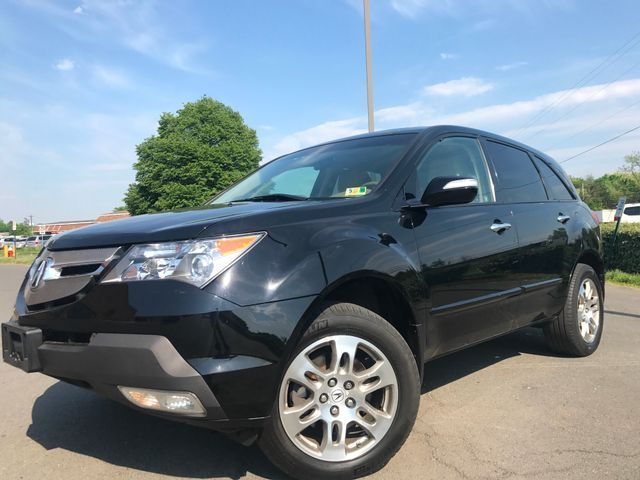 2009 Acura MDX Tech Pkg Sterling, Virginia 3