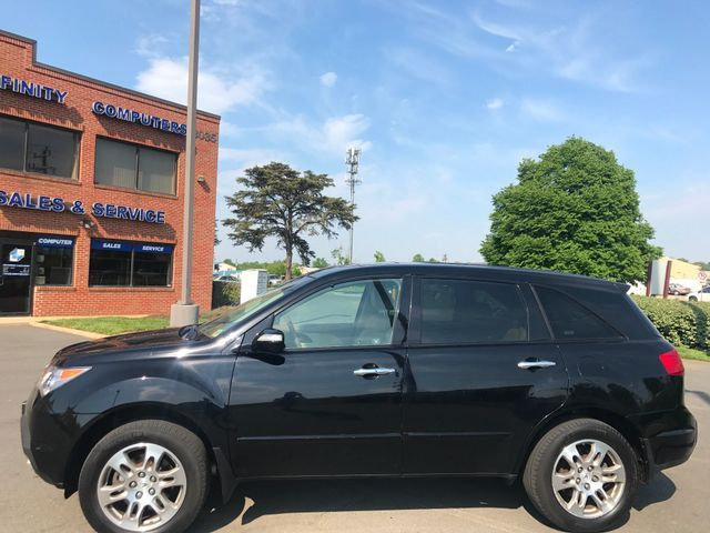2009 Acura MDX Tech Pkg Sterling, Virginia 4