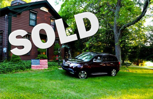 2009 Acura MDX Tech/Entertainment Pkg | Tallmadge, Ohio | Golden Rule Auto Sales in Tallmadge Ohio