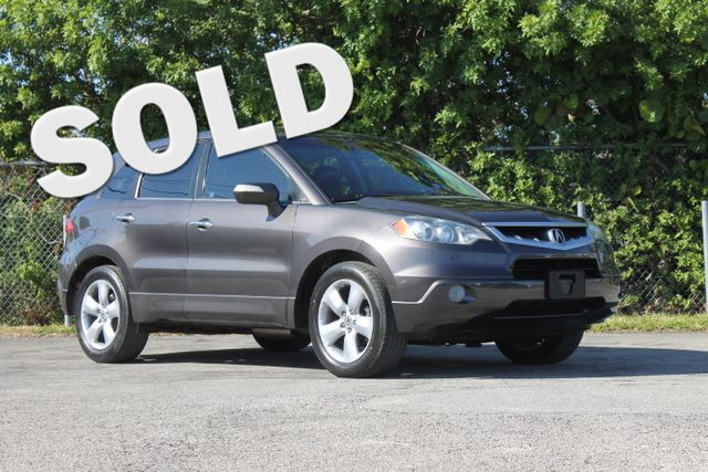 2009 Acura RDX  WARRANTY CARFAX CERTIFIED 25 SERVICE RECORDS FLORIDA VEHICLE TRADES WELCOME