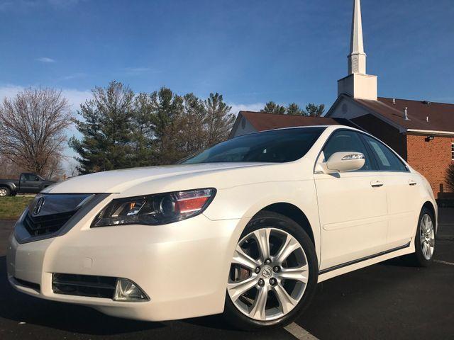 2009 Acura RL Sterling, Virginia 0