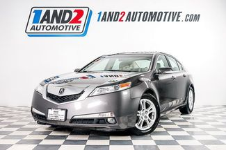 2009 Acura TL 5-Speed AT in Dallas TX