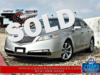 2009 Acura TL Tech | Lewisville, Texas | Castle Hills Motors in Lewisville Texas