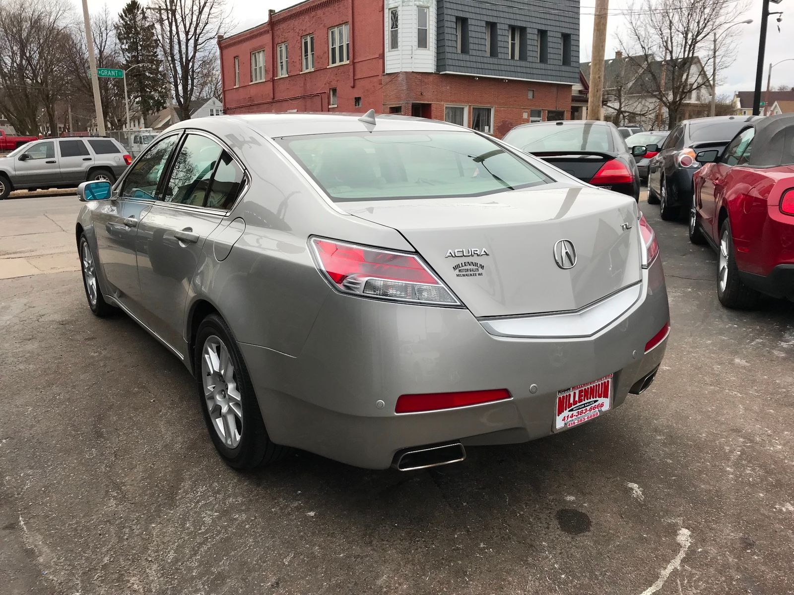 tech at brokers detail used sale tl elite for serving sedan acura auto