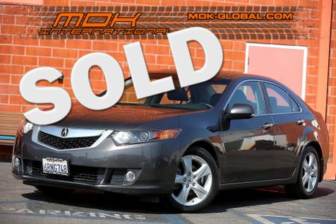 2009 Acura TSX Tech Pkg - Navigation - Manual in Los Angeles