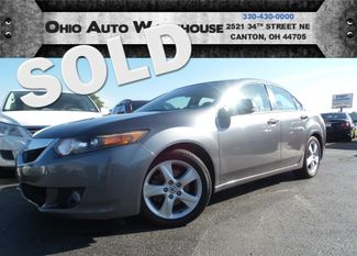2009 Acura TSX Tech. Navi Sunroof Clean Carfax We Finance | Canton, Ohio | Ohio Auto Warehouse LLC in  Ohio