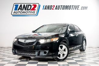 2009 Acura TSX 5-Speed AT with Tech Package in Dallas TX
