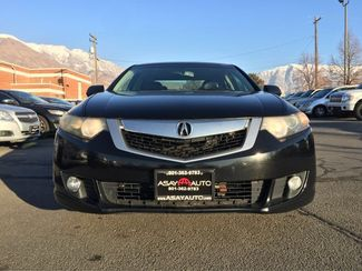 2009 Acura TSX 6-Speed MT with Tech Package LINDON, UT 4