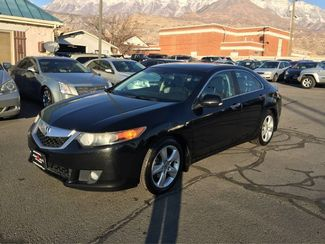 2009 Acura TSX 6-Speed MT with Tech Package LINDON, UT 6