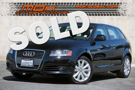 2009 Audi A3 Premium - Manual transmission - Open sky roof in Los Angeles