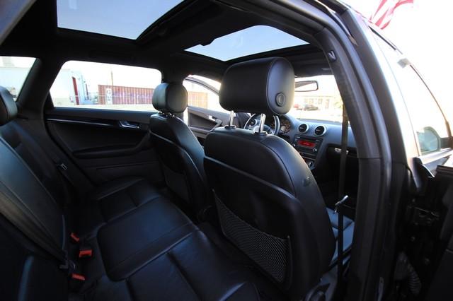 2009 Audi A3* TITANIUM PKG* S LINE* RARE MANUAL* LEATHER S Line* PANO ROOF* BOSE* WONT LAST Las Vegas, Nevada 33
