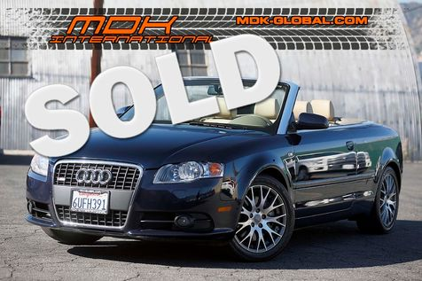 2009 Audi A4 2.0T Special Edition - S Line Sport pkg in Los Angeles