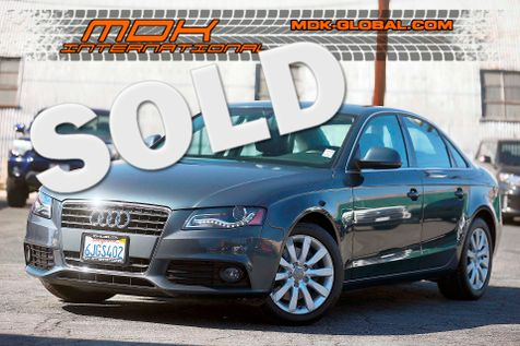 2009 Audi A4 2.0T Prem Plus - Navigation - Only 32K miles in Los Angeles