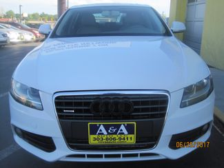 2009 Audi A4 2.0T Prem Englewood, Colorado 2