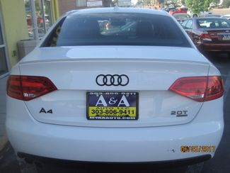 2009 Audi A4 2.0T Prem Englewood, Colorado 5