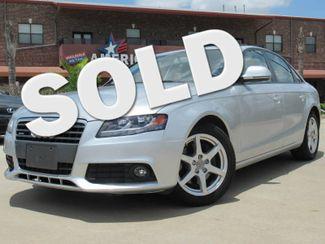 2009 Audi A4 2.0T Prem   Houston, TX   American Auto Centers in Houston TX