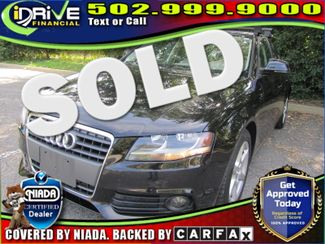 2009 Audi A4 2.0T Prem | Louisville, Kentucky | iDrive Financial in Lousiville Kentucky