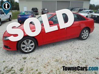 2009 Audi A4 2.0T Prem   Medina, OH   Towne Auto Sales in ohio OH