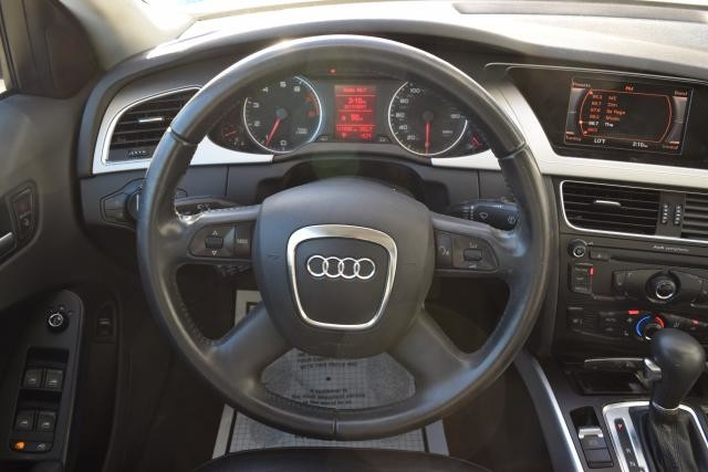 2009 Audi A4 2.0T Prem Richmond Hill, New York 24