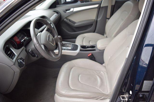 2009 Audi A4 2.0T Prem Plus Richmond Hill, New York 10