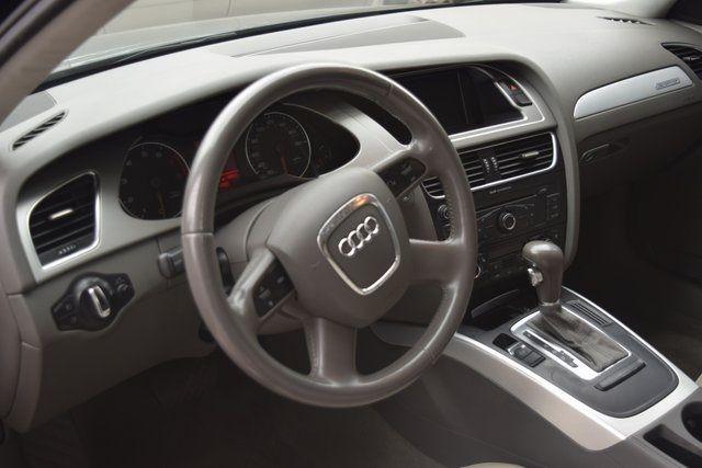 2009 Audi A4 2.0T Prem Plus Richmond Hill, New York 12