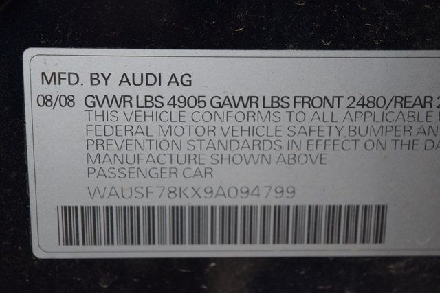 2009 Audi A4 2.0T Prem Plus Richmond Hill, New York 16