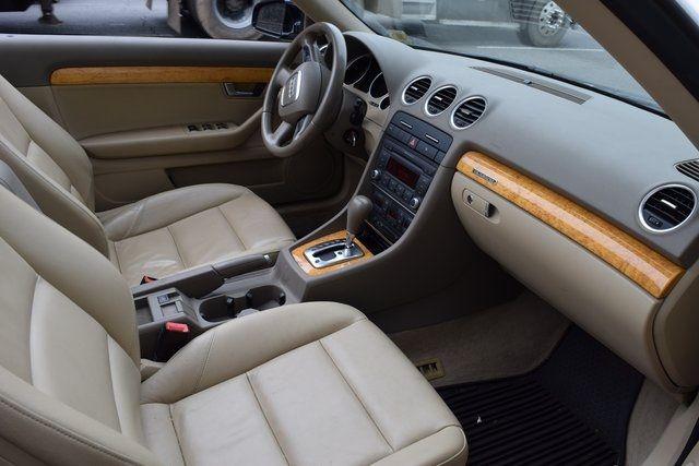 2009 Audi A4 2.0T Cabriolet Richmond Hill, New York 12