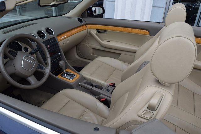 2009 Audi A4 2.0T Cabriolet Richmond Hill, New York 19