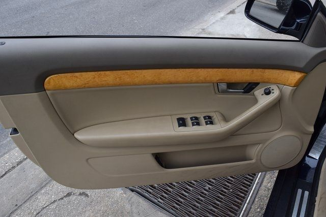 2009 Audi A4 2.0T Cabriolet Richmond Hill, New York 20