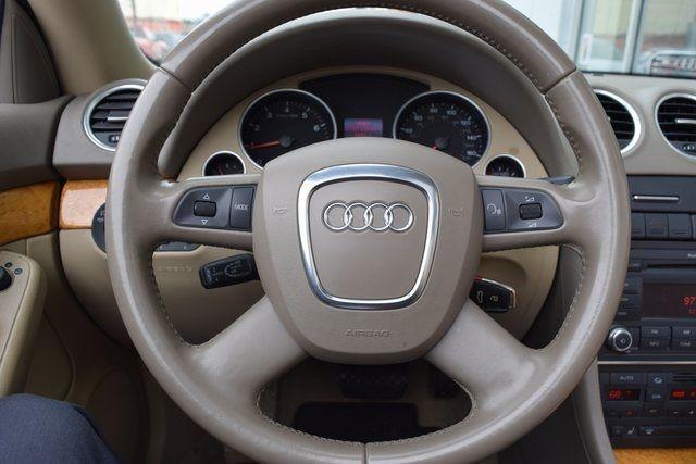 2009 Audi A4 2.0T Cabriolet Richmond Hill, New York 28